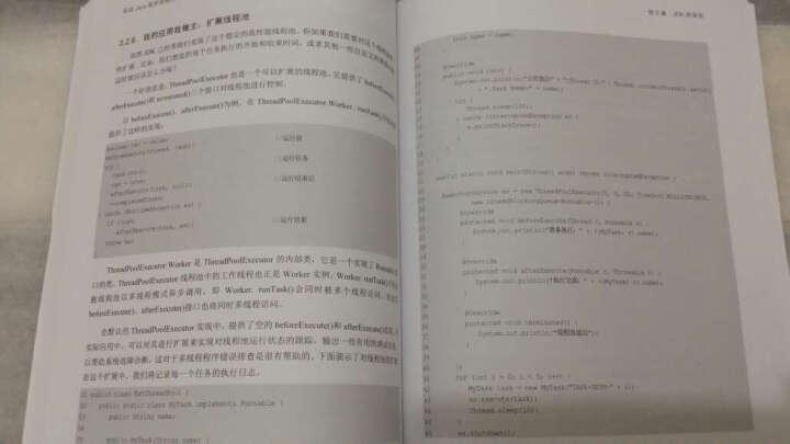 包邮实战Java高并发程序设计 第2版+Java并发编程的艺术 书籍 晒单图
