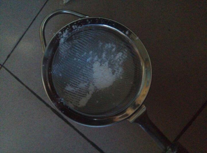 尚合 304不锈钢漏勺过滤网 麻辣汤捞面菜豆浆果汁隔渣笊篱油炸筛 中号不锈钢网漏 晒单图