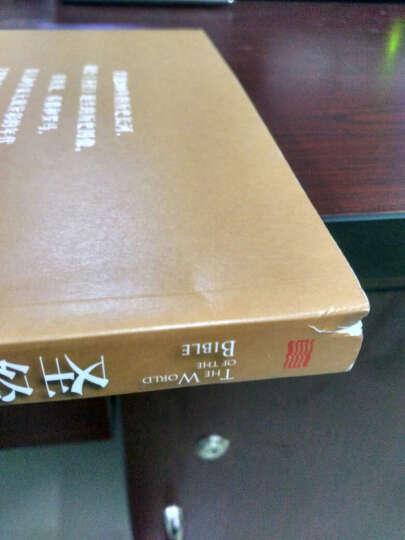 圣经地名词典(英汉对照) 晒单图
