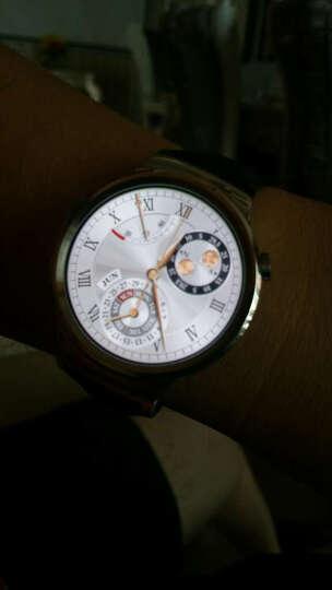 【砍价送11件套】华为手表watch 2 智能手表 蓝牙无线心率监测智能穿戴运动计步器 watch 2 蓝牙版 星空灰 (加送黑色钢带) 晒单图