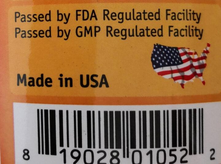 天然元 美国进口老年乳清蛋白粉固体饮料原味640g/罐 晒单图