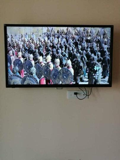 飞利浦(PHILIPS)电视机40英寸智能网络wifi液晶电视LED平板彩电 晒单图