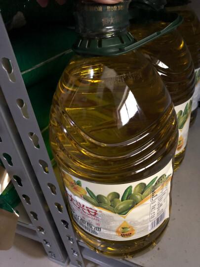 恒大兴安 食用油 芥花籽橄榄油 调和油 4L 晒单图