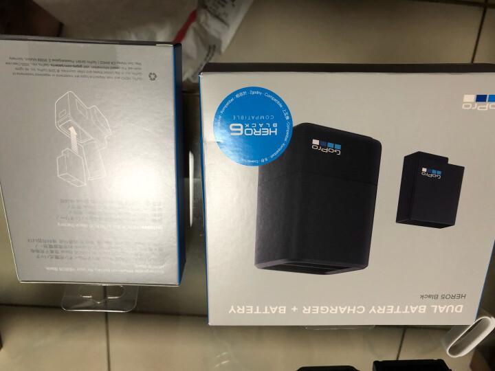 GoPro HERO 5 Black 高清4K运动摄像机 精品旅行套装(相机+双电池充电器+三向自拍杆) 晒单图