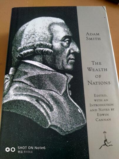 The Wealth of Nations 国富论 英文原版 晒单图