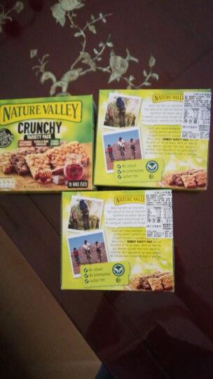 【任意6盒送1盒】西班牙进口NatureValley天然山谷香脆谷物条全谷物燕麦棒能量棒代餐饼干 蜂蜜口味210g 晒单图