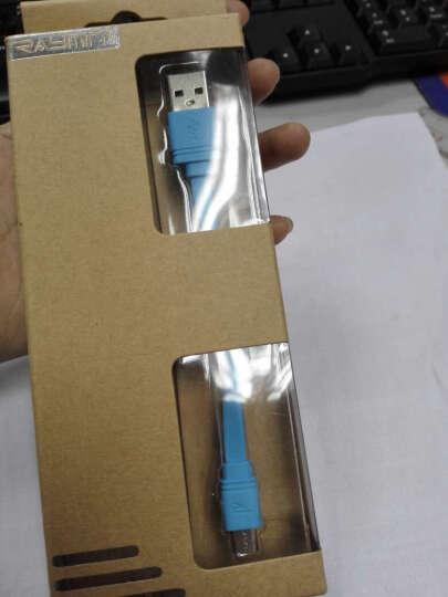 锐明 SJ028-0100 安卓数据线/连接线/充电线  Micro USB接口适于三星/小米/魅族 1米红色 晒单图
