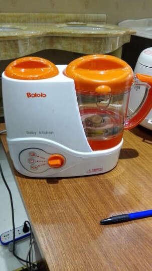 BOLOLO波咯咯辅食机 婴儿宝宝料理机 套装组合 晒单图