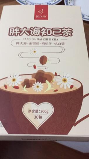 忆江南 茶叶 花茶花草茶 山楂茶枸杞茶决明子组合 20小袋240g 晒单图