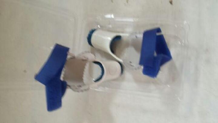 足峰拇指外翻矫正器女大脚骨小脚趾矫形器脚趾矫正器分趾器幼儿重叠趾 一双脚 S号34-39码使用 晒单图