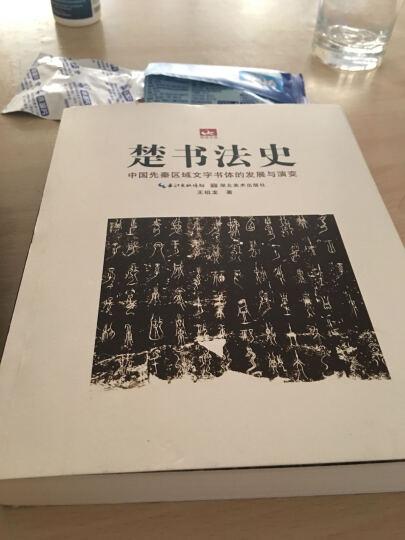 楚书法史 晒单图