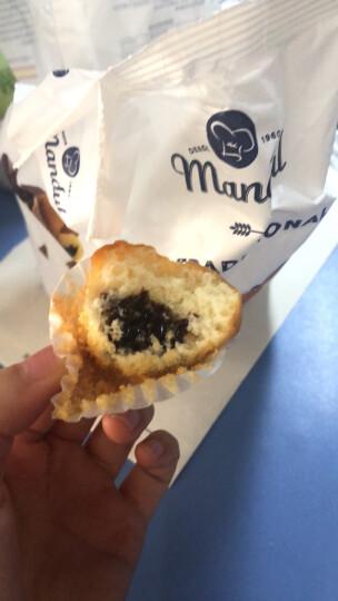 西班牙进口 哈得斯(Mandul)巧克力味夹心纸杯蛋糕 200g/袋 晒单图