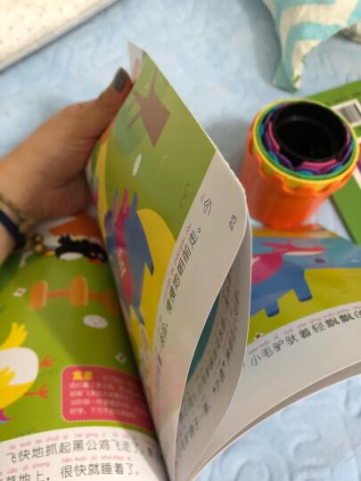 2-6岁幼儿视觉游戏书:找一找数一数(恐龙) 晒单图