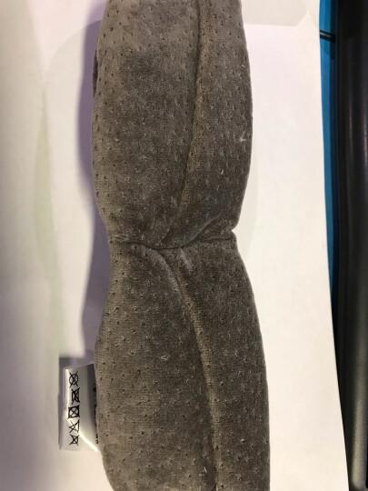 TEMPUR泰普尔丹麦进口睡眠眼罩记忆棉眼罩进口睡眠遮光可爱眼罩 睡眠眼罩180015 晒单图