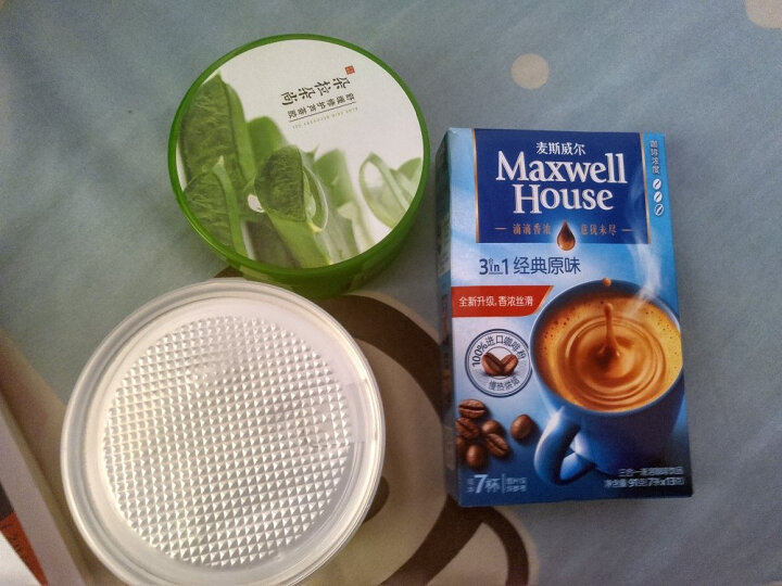 麦斯威尔原味速溶咖啡7条(91克/盒)(新老包装交替发货) 晒单图