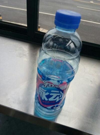 脉动(Mizone)青柠口味 维生素饮料 600ml *15瓶 整箱装 晒单图