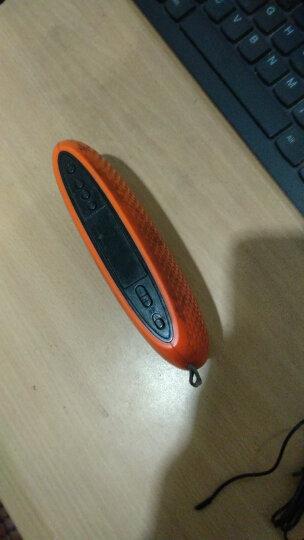 飞利浦(PHILIPS)SBM130BLU U盘插卡音箱 便携时尚迷你音响 双喇叭立体声 FM收音机 功能桌面家居音响 蓝色 晒单图