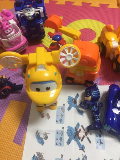 乐能 机器人玩具儿童智能遥控恐龙战警阿尔法机器狗套装霸王龙汪汪男孩礼物 升级版机械战警7088白色 晒单图