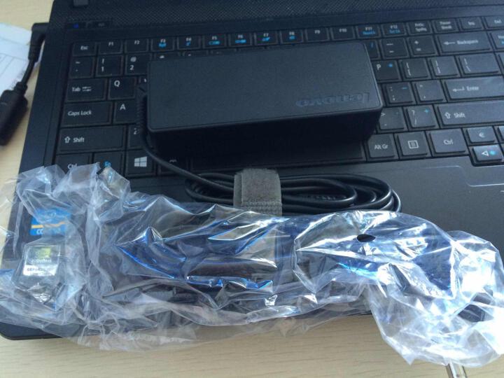 联想(lenovo)笔记本电源适配器线 X200 X120 T430 T420 E325 X300 圆口带针90W T420 晒单图
