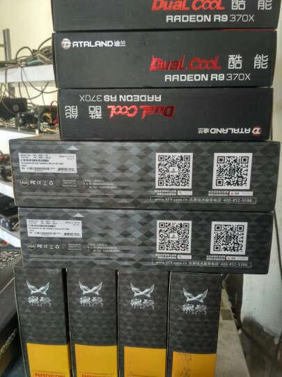 盈通(YESTON)R9 370 1024SP-2G D5游戏高手 980/5600MHz 2G/256bit GDDR5 显卡 晒单图