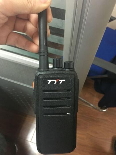 TYT 特易通-TC-2000+对讲机民用商用迷你手台强悍穿透力(含耳机线) 官方标配+定制车载大吸盘天线+备用电池 晒单图