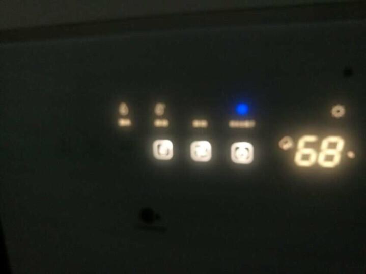 松下(Panasonic)空气净化器家用加湿 除PM2.5除甲醛二手烟 纳米水离子时尚触屏 F-FF06CV-W 晒单图