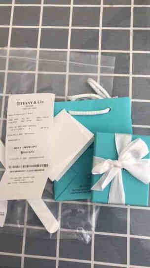 蒂芙尼蒂凡尼 Tiffany 925银结型耳环耳钉 穿针耳钉 送女朋友的礼物11775519 晒单图