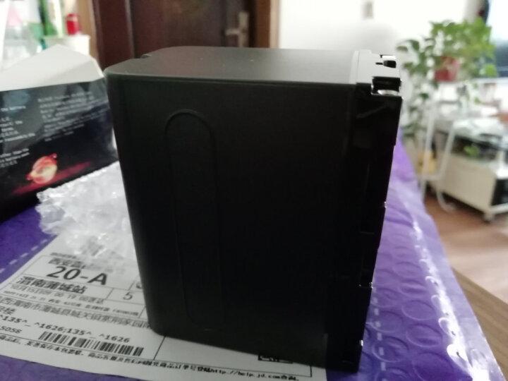 蒂森特(dste)索尼 NP-F970/F950 充电器 适用 FS700RH D770 NEX-EA50CK NEX-EA50CH 摄像机 专用充电器 晒单图