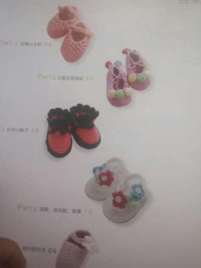 纯手工婴儿毛线鞋 晒单图