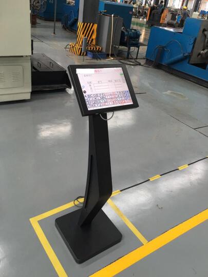 得丽珑 15英寸电容多点触摸屏一体机工业平板电脑触控查询工控机点餐监控收款机 15电容纯平款 全封闭防尘无风扇-四核1.99G/4G/32G 晒单图