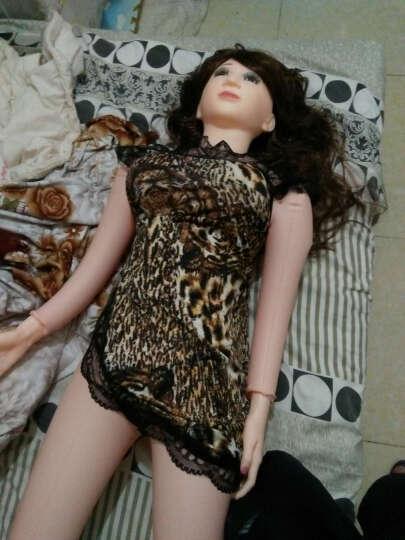 BeiLe 充气娃娃半实体娃娃男用自慰器真人比例仿真成人情趣性用品 任意姿+硅胶胸部注水+阴肛乳交+震动叫床 晒单图