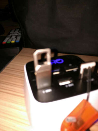 ssk飚王 新乐扣u盘 USB3.0高速 金属防水可爱创意 64g 晒单图