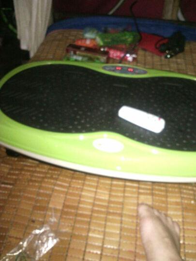【中国优选品牌】伊吉康懒人瘦身甩脂机 美体塑身抖抖机减肥器材 苹果绿 晒单图