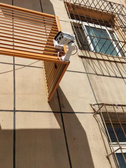 海鑫格无线监控摄像头wifi/4g手机远程监控器设备套装室外防水家用高清夜视语音对讲录音插卡一体机 130万【红外夜视】-4G+Wifi版 带64G内存卡(14天循环录像) 晒单图