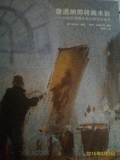 像透纳那样画水彩---19世纪英国水彩大师技法真传-W 晒单图