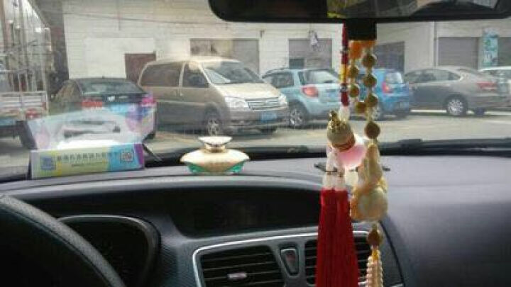 汇舒卡 汽车香水补充液 车载车用香薰精油添加液 兰寇香型 晒单图