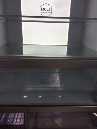 【99新】海尔 家用多门 干湿分储 变频 风冷无霜 布伦斯金 卡萨帝BCD-435WDCAU1 白色WDCCU1 晒单图