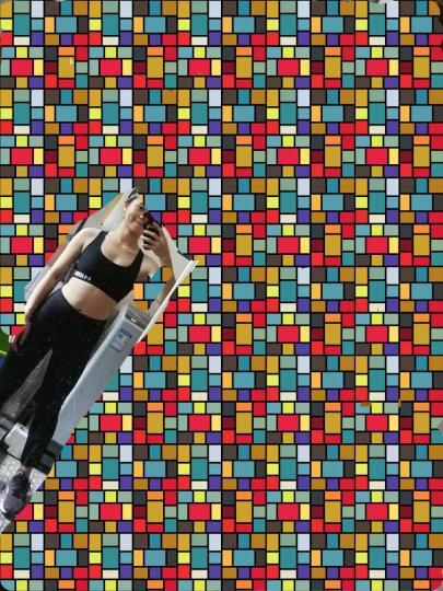 Under Armour 安德玛官方 UA女子 Crossback 含胸垫运动内衣-1276503 黑色001 S 建议购买大一码 晒单图