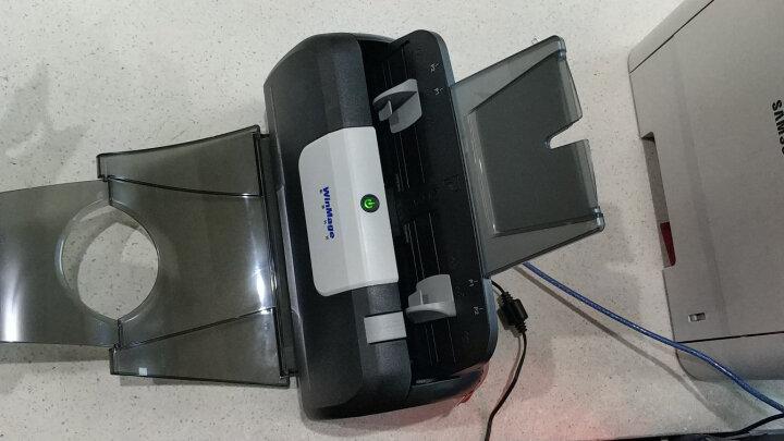 影源C500+ 增值税发票扫描仪A4 税务财务发票扫描认证 支持二维码发票 晒单图