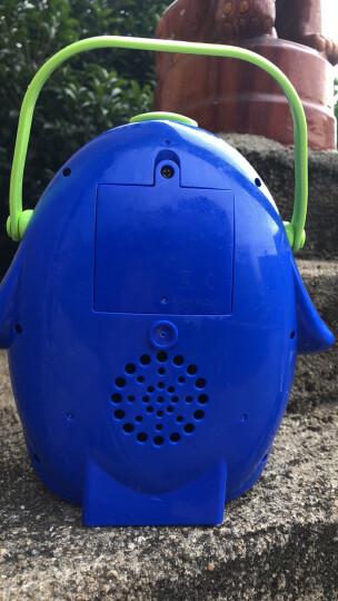 儿童玩具吹泡泡枪电动风扇泡泡机户外戏水玩具泡泡水液生日礼物启蒙益智健身玩具送孩子 企鹅泡泡器+含200ML泡泡水(新老款随机发) 晒单图