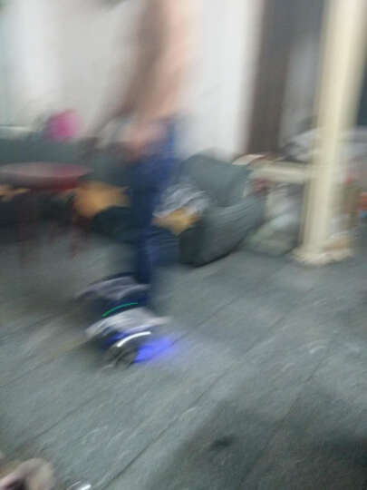 SJF 成人智能双轮电动平衡车思维车体感车独轮车代步车迷你自平衡车火星车儿童扭扭车两轮2轮 N3黑色标准版(6.5寸+礼包) 晒单图