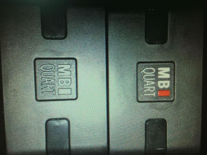 德国车载歌德汽车音响汽车喇叭改装套装6.5寸两分频高音头仔重低音炮箱中音扬声器功放CD机 共4个喇叭含2个小高音2个中低音 晒单图