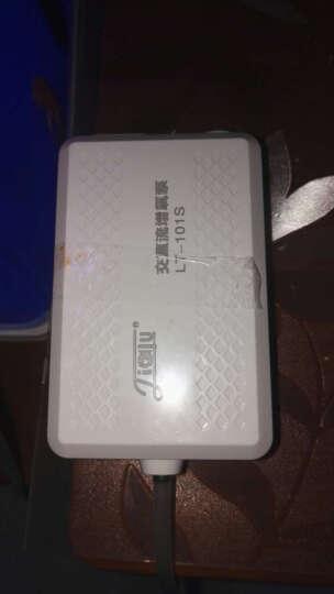 森森(SUNSUN)鱼缸静音钓鱼氧气泵水族箱冲氧泵锂电池增氧泵交直流两用USB车载户外气泵 LT-201S+3米管+040沙盘2止流阀2个 晒单图