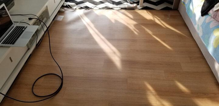 丰盈和暖碳晶移动地暖垫电热垫 家用榻榻米加热垫电热炕板 韩国电热毯地热垫 电暖垫取暖毯200*180 LG0981 标准版(不带手机控制) 晒单图