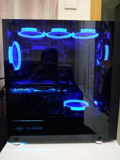 蓝宝石 (Sapphire) RX580 8G D5 超白金 极光特别版 1430MHz/8400MHz 8GB/256bit GDDR5 DX12 吃鸡显卡 晒单图