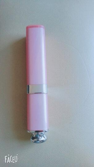 毕亚兹 无线蓝牙迷你自拍杆 伸缩式 自拍器 口红自拍器 便携小巧 适用于苹果7p/三星/小米等 D45-粉 晒单图
