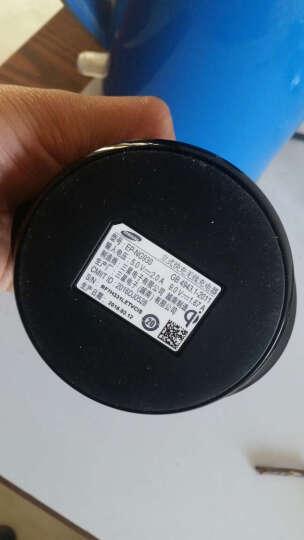 三星(SAMSUNG)原装无线充电器 第三代快速充电器 15W充电 QI无线充电 苹果X无线充电器 通用小米/华为 晒单图