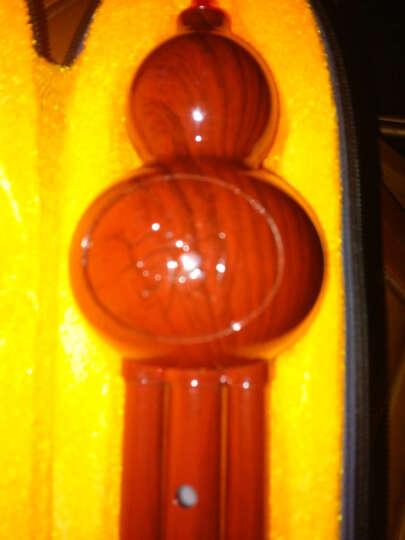 里歌 LIGE葫芦丝乐器降B/C调 演奏型 LHLS-209箐红玛瑙 降B 晒单图
