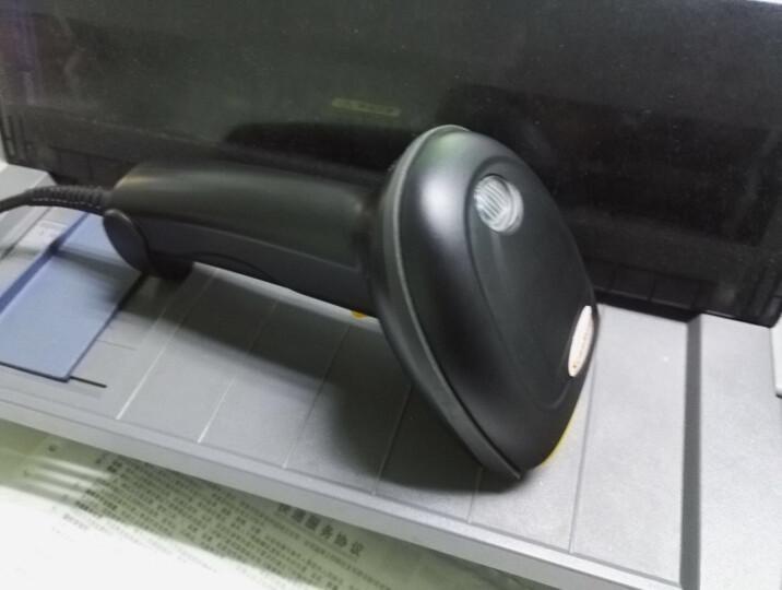 ScanHome ZD5800二维码扫码枪条形码微信支付屏幕扫描枪有线扫描超市收银快递仓库 ZD5800 中文免驱动版加强版 晒单图
