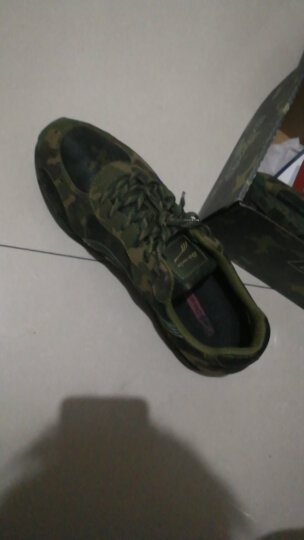 多威(Do-win) 新款07丛林迷彩鞋春季男女马拉松跑鞋跑步鞋运动鞋A2711 A2711B数码迷彩 43 晒单图
